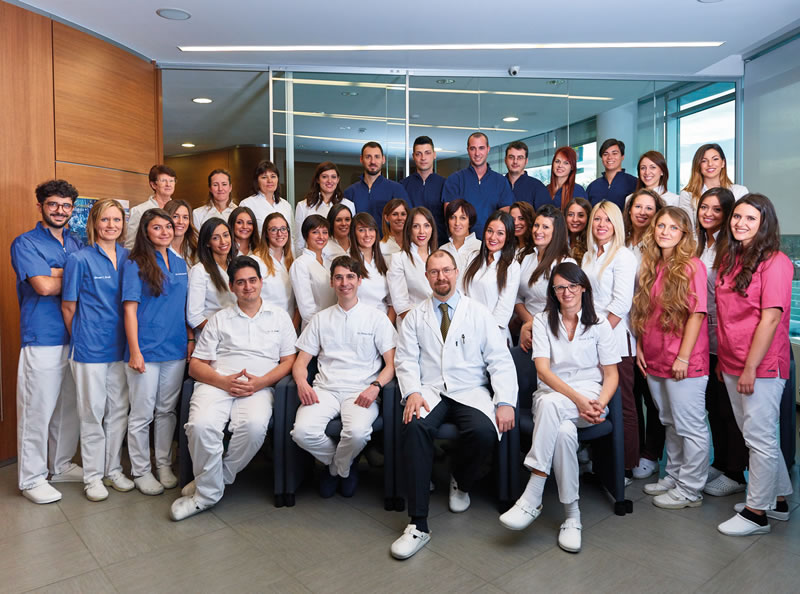 clinica cappellin staff